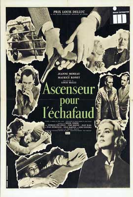 Frantic - 27 x 40 Movie Poster - French Style A