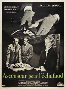 Frantic - 11 x 17 Movie Poster - French Style C