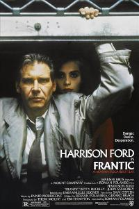 Frantic - 43 x 62 Movie Poster - Bus Shelter Style A