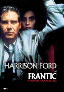 Frantic - 27 x 40 Movie Poster - Style B