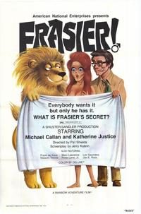 Frasier, the Sensuous Lion - 11 x 17 Movie Poster - Style A