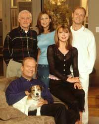 Frasier (TV) - 8 x 10 Color Photo #001