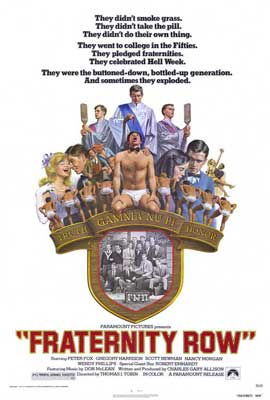 Fraternity Row - 27 x 40 Movie Poster - Style A