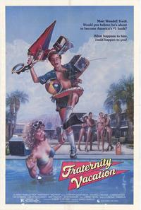 Fraternity Vacation - 43 x 62 Movie Poster - Bus Shelter Style A
