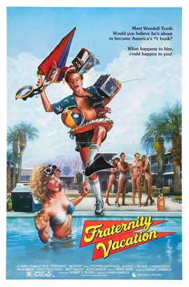 Fraternity Vacation - 11 x 17 Movie Poster - Style A
