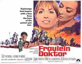 Fraulein Doktor - 11 x 14 Movie Poster - Style A