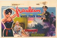 Fraulein - 11 x 17 Movie Poster - Belgian Style A