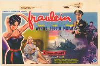 Fraulein - 27 x 40 Movie Poster - Belgian Style A
