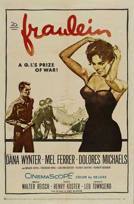 Fraulein - 27 x 40 Movie Poster - Style A
