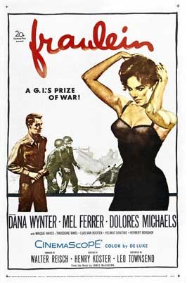 Fraulein - 11 x 17 Movie Poster - Style A
