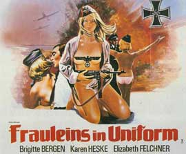 Fraulein Without Uniform - 11 x 14 Movie Poster - Style A