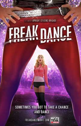 Freak Dance - 27 x 40 Movie Poster - Style A