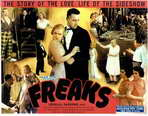 Freaks - 11 x 14 Movie Poster - Style C