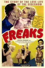 Freaks - 11 x 17 Movie Poster - Style B