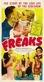 Freaks - 20 x 40 Movie Poster - Style A