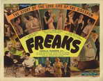Freaks - 22 x 28 Movie Poster - Half Sheet Style A