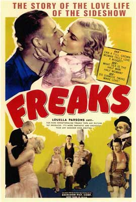 Freaks - 27 x 40 Movie Poster - Style B