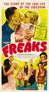 Freaks - 30 x 70 Movie Poster - Style A