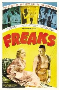 Freaks - 43 x 62 Movie Poster - Bus Shelter Style A