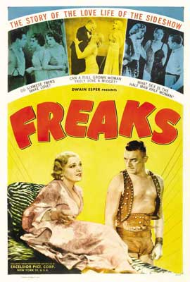 Freaks - 27 x 40 Movie Poster - Style A