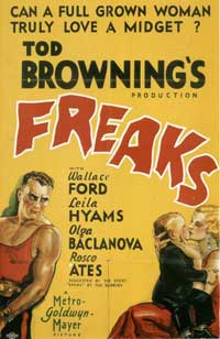 Freaks - 40 x 60 Movie Poster - Style A