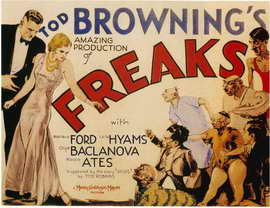 Freaks - 11 x 17 Movie Poster - Style E