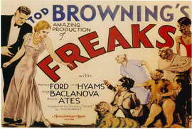 Freaks - 27 x 40 Movie Poster - Style D