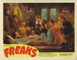 Freaks - 11 x 14 Movie Poster - Style H