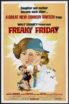Freaky Friday - 27 x 40 Movie Poster - Style B