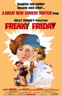 Freaky Friday - 11 x 17 Movie Poster - Style A