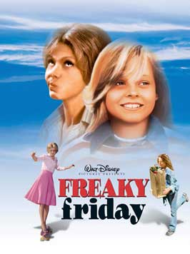 Freaky Friday - 11 x 17 Movie Poster - Style C