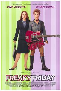 Freaky Friday - 27 x 40 Movie Poster - Style A