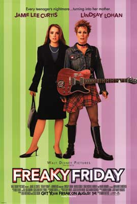 Freaky Friday - DS 1 Sheet Movie Poster - Style A