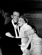 Fred Astaire - Fred Astaire and Ginger Rogers Embracing One Another