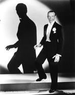 Fred Astaire - Fred Astaire Spotlight Aimed at Him