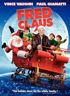 Fred Claus - 11 x 17 Movie Poster - Style D