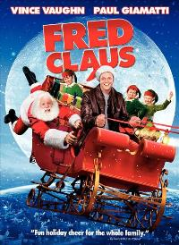 Fred Claus - 43 x 62 Movie Poster - Bus Shelter Style D