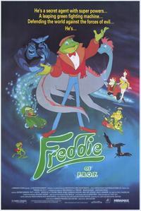 Freddie as F.R.O.7. - 11 x 17 Movie Poster - Style A