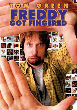 Freddy Got Fingered - 27 x 40 Movie Poster - Style B