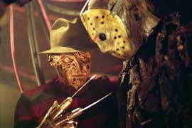 Freddy Vs. Jason - 11 x 14 Movie Poster - Style A
