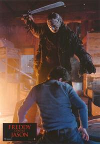 Freddy Vs. Jason - 8 x 10 Color Photo #11