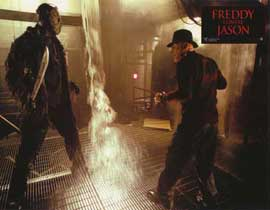Freddy Vs. Jason - 11 x 14 Poster French Style H