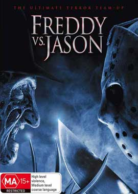 Freddy Vs. Jason - 11 x 17 Movie Poster - Australian Style A
