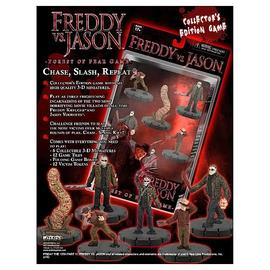 Freddy Vs. Jason - Freddy vs. Jason Forest of Fear Game