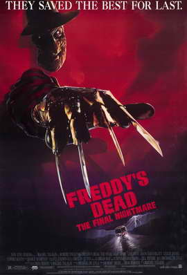Freddy's Dead: The Final Nightmare - 11 x 17 Movie Poster - Style A