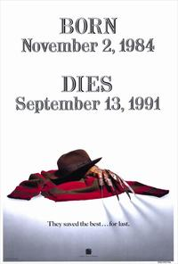 Freddy's Dead: The Final Nightmare - 27 x 40 Movie Poster - Style B