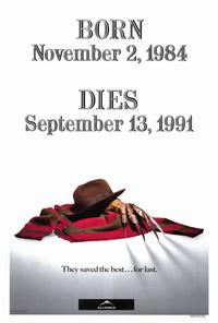 Freddy's Dead: The Final Nightmare - 11 x 17 Movie Poster - Style C
