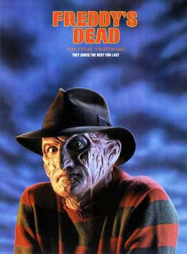 Freddy's Dead: The Final Nightmare - 27 x 40 Movie Poster - Style D
