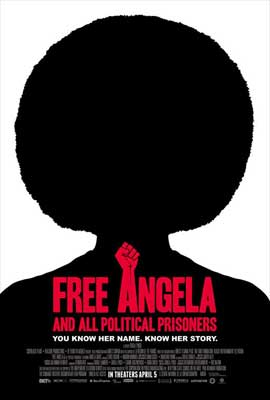 Free Angela & All Political Prisoners - 11 x 17 Movie Poster - Style A