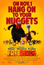 Free Birds - DS 1 Sheet Movie Poster - Style A